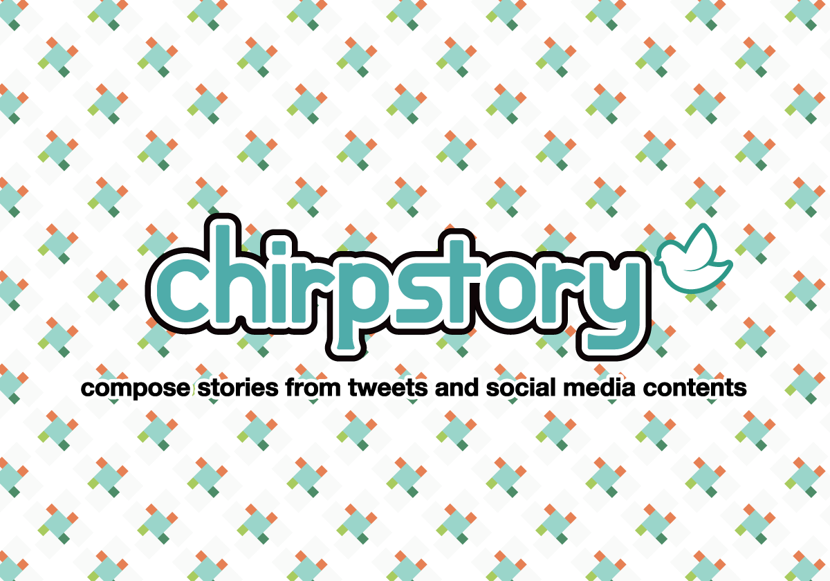 Curate Compile And Create Stories Chirpstory